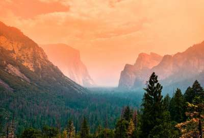 Summer in Yosemite wallpaper