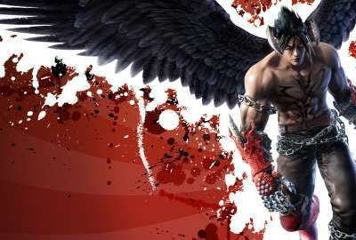 Tekken Devil Jin wallpaper