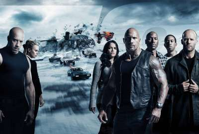 THE FATE OF THE FURIOUS wallpaper