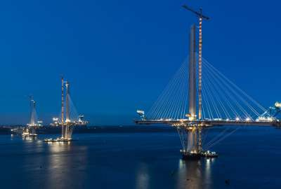 The Queensferry Crossing wallpaper
