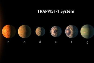 The Trappist - System wallpaper