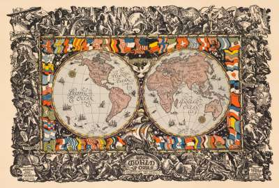This World of Ours by James Daugherty 1929 wallpaper