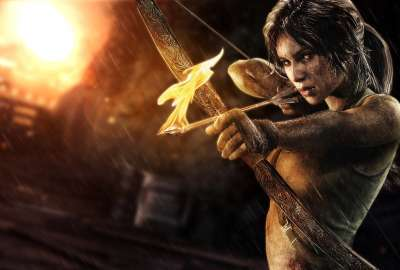 Tomb Raider New wallpaper
