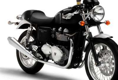 Triumph Thruxton 900Cc wallpaper