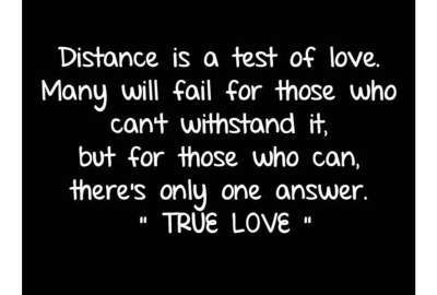 True Love Quote wallpaper