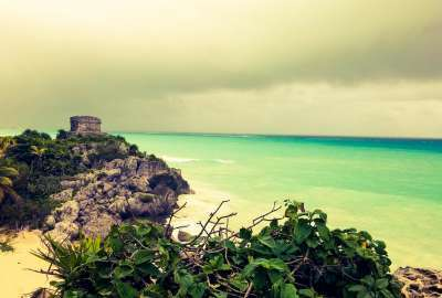 Tulum Mexico wallpaper