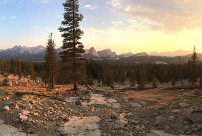 Tuolumne Meadows wallpaper