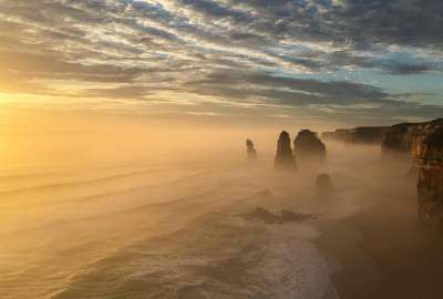 Twelve Apostles Sunset wallpaper