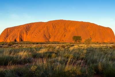 Uluru Sunset wallpaper