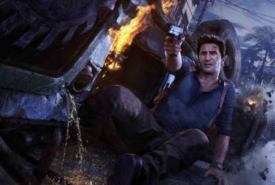 Uncharted A Thiefs End wallpaper