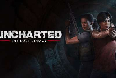 Uncharted The Lost Legacy 4K wallpaper
