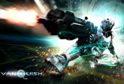 Vanqusih Game wallpaper