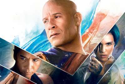 Vin Diesel Vin Diesel XXX Return of Xander Cage wallpaper
