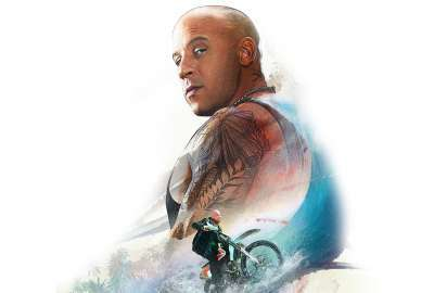 Vin Diesel XXX Return of Xander Cage wallpaper