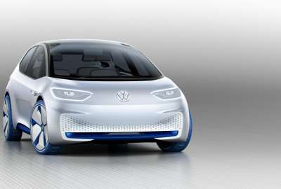 Volkswagen ID Electric Concept 4K wallpaper