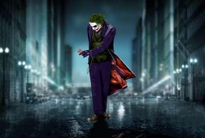 Joker in Dangerous Mod...