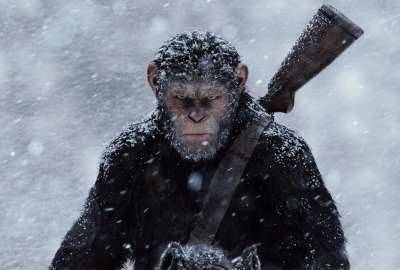 War for the Planet of the Apes 2017 wallpaper