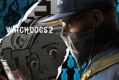 Watch Dogs Marcus wallpaper