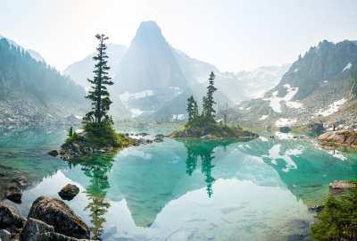 Watersprite Lake British Columbia wallpaper