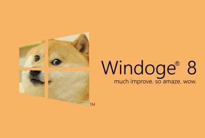 Windoge 8 wallpaper