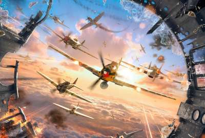 World of Warplanes Game wallpaper