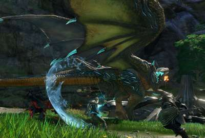 Xbox One Launch Scalebound wallpaper