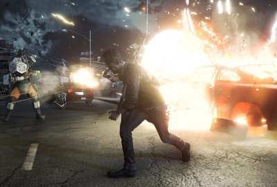 Xbox One Quantum Break wallpaper