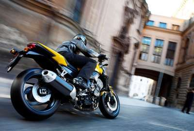 Yamaha Fz 2012 wallpaper