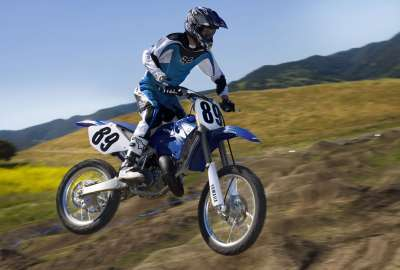 Yamaha Yz 125 wallpaper