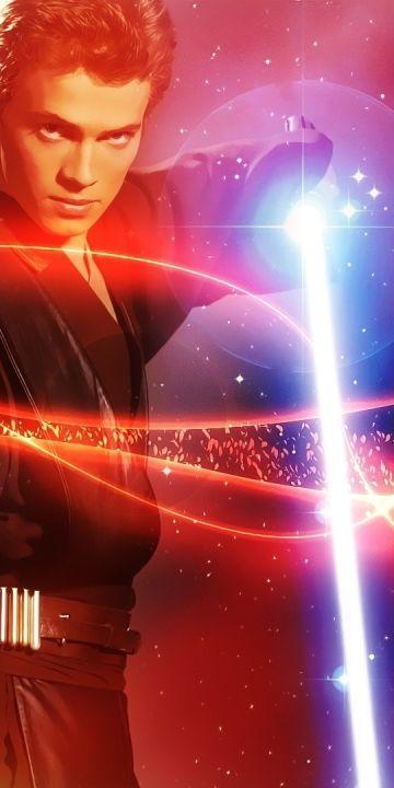 Anakin Skywalker Wallpaper In 360x720 Resolution