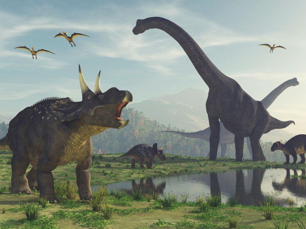 Dinosaur 4K wallpapers for your desktop or mobile screen ...