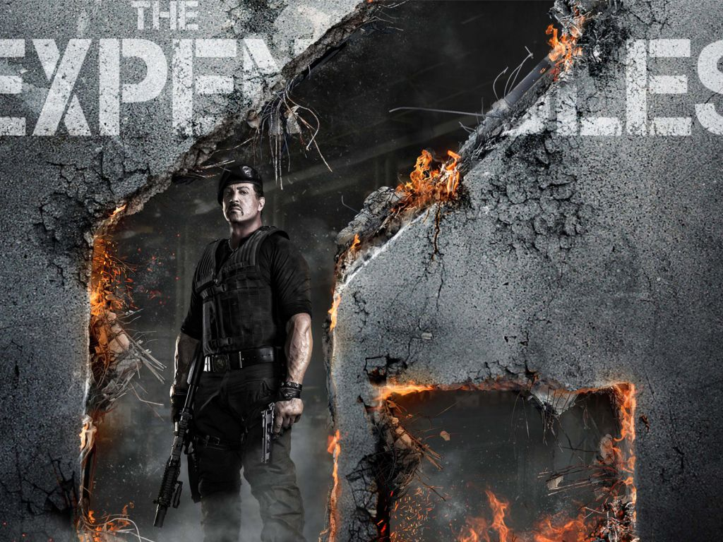 Sylvester Stallone In Expendables 2 Wallpapers: Stallone 4K Wallpapers For Your Desktop Or Mobile Screen