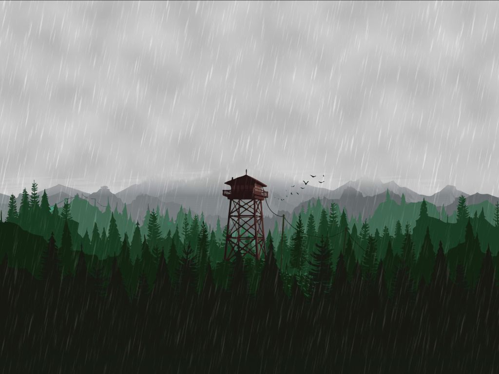 Firewatch 4k Wallpapers For Your Desktop Or Mobile Screen Free And Easy To Download