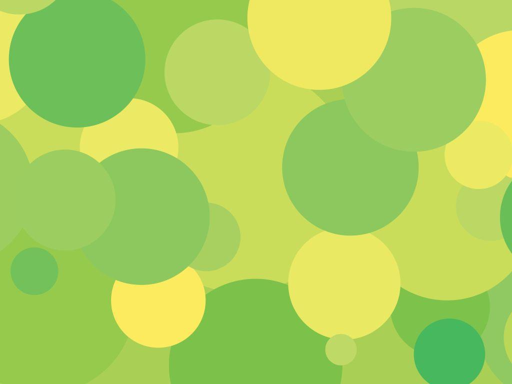 green and yellow circle wallpaper 1024x768 wallpaper