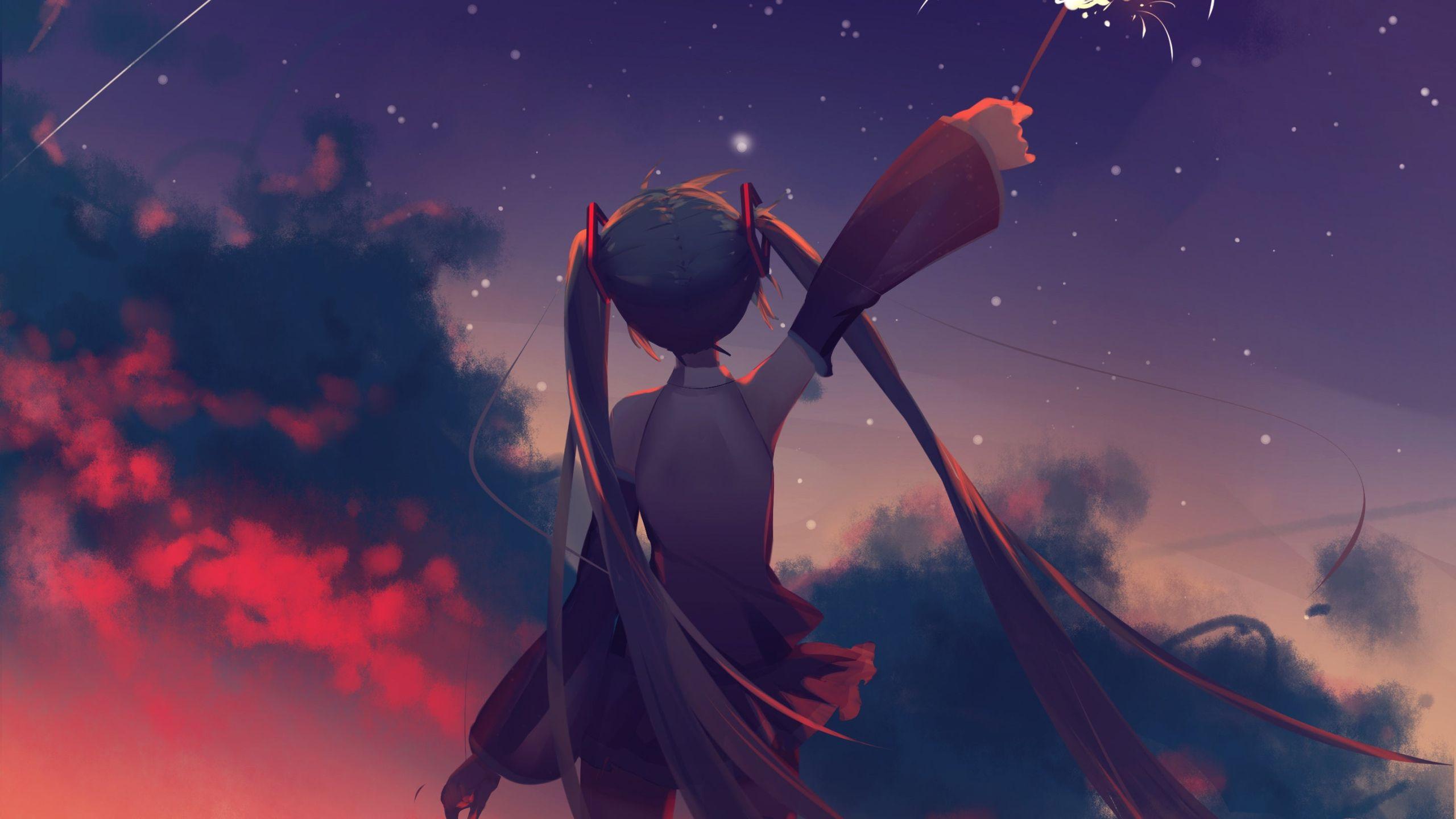 10 Anime 2560x1440 Wallpaper Sachi Wallpaper