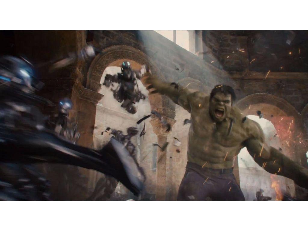 Avengers 4k wallpapers for your desktop or mobile screen - Incredible hulk wallpaper avengers ...