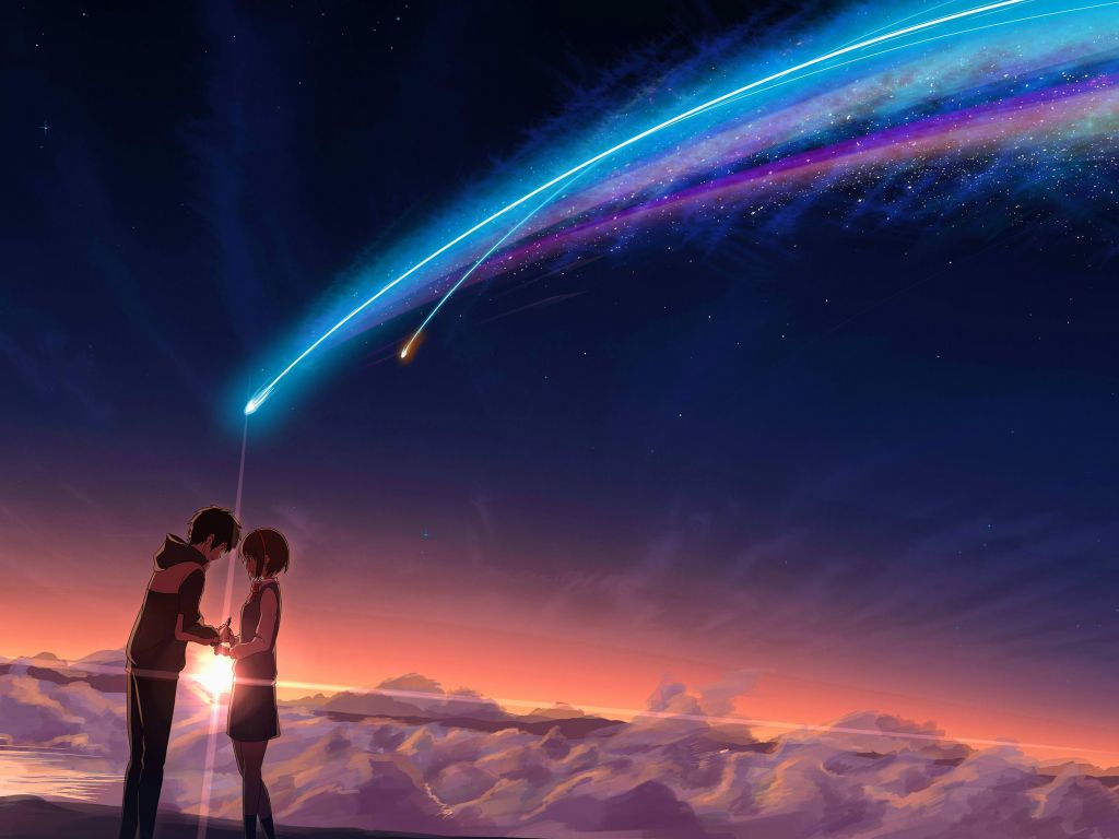 Kimi No Na Wa Wallpaper 4k: {3840x2160} 4K Wallpapers For Your Desktop Or Mobile