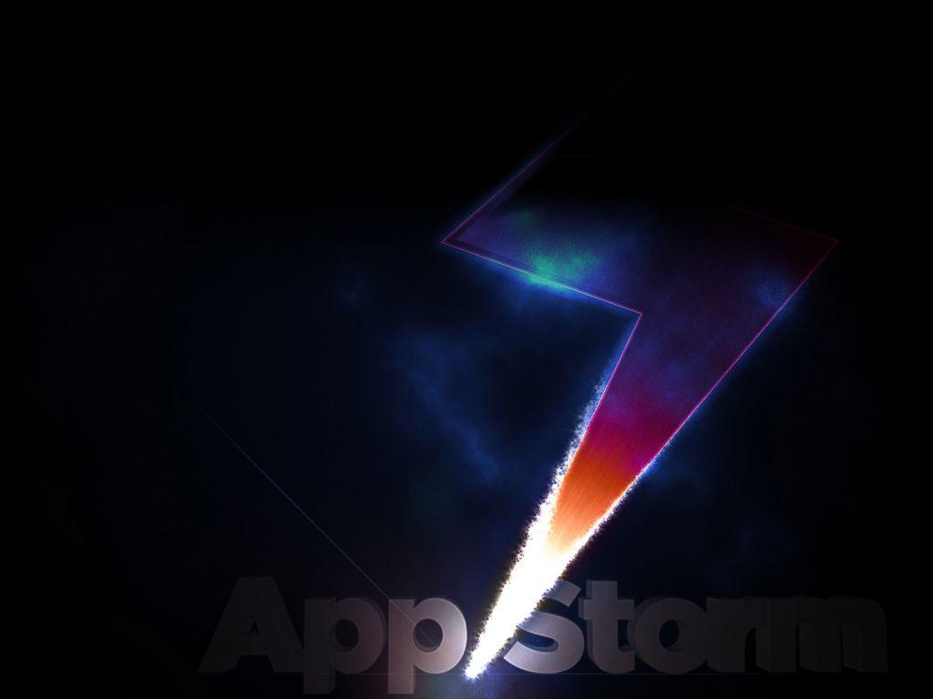 mac red blue shadow dark storm apple wallpapers 1024x768 wallpaper