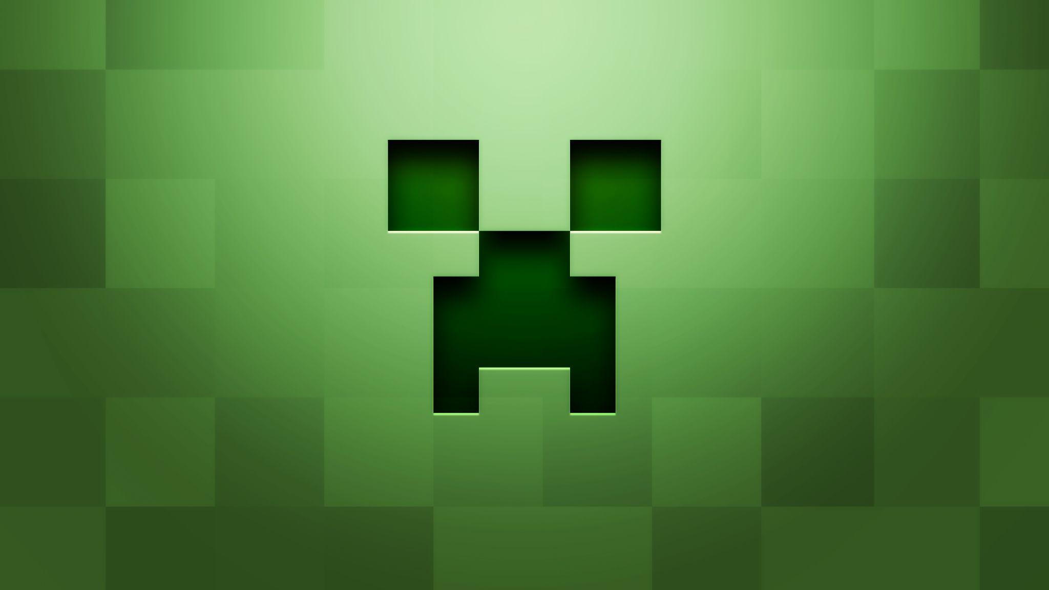 Minecraft 2048x1152