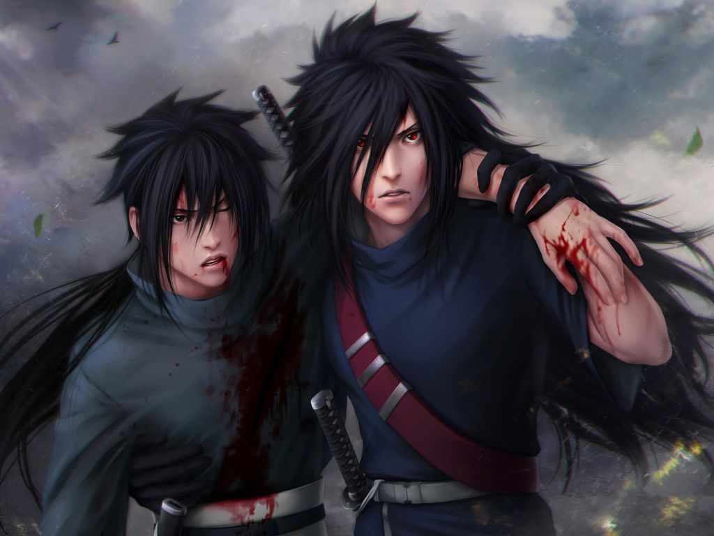 naruto 4K wallpapers for your desktop