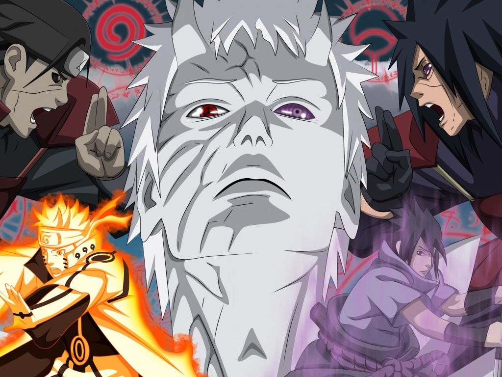 Naruto 4k Wallpapers For Your Desktop Or Mobile Screen Free And Easy To Download