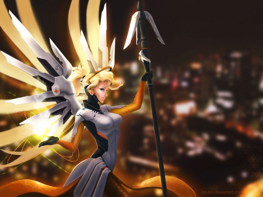 Mercy 4k Wallpapers For Your Desktop Or Mobile Screen Free And Easy To Download