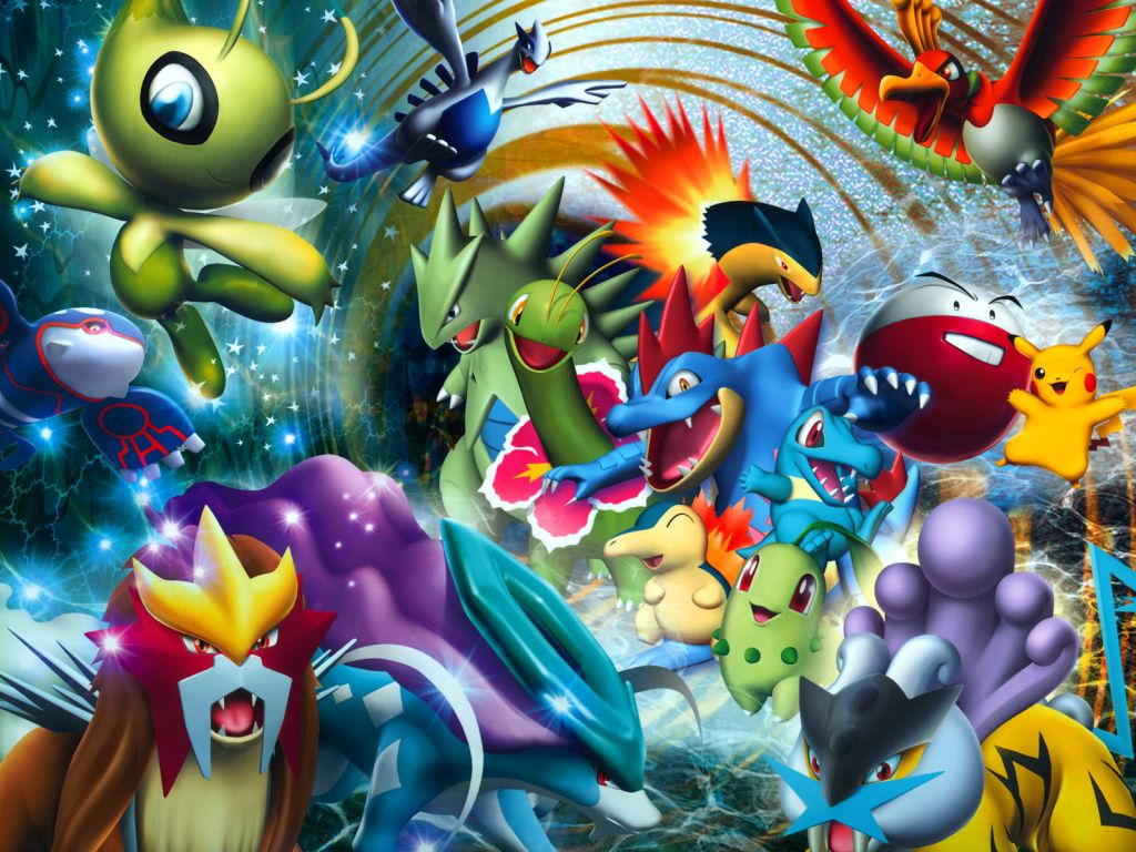 Page 6 of Pokemon 4K wallpapers for your desktop or mobile ...
