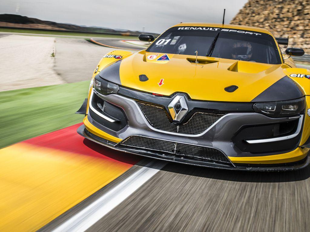 Renault 4K Wallpapers For Your Desktop Or Mobile Screen