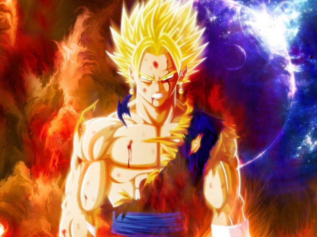 Goku 4K wallpapers for your desktop or mobile screen free ...