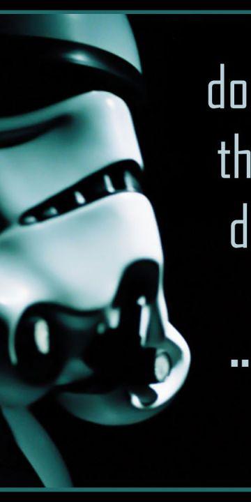 Star Wars Funny Wallpaper In 360x720 Resolution