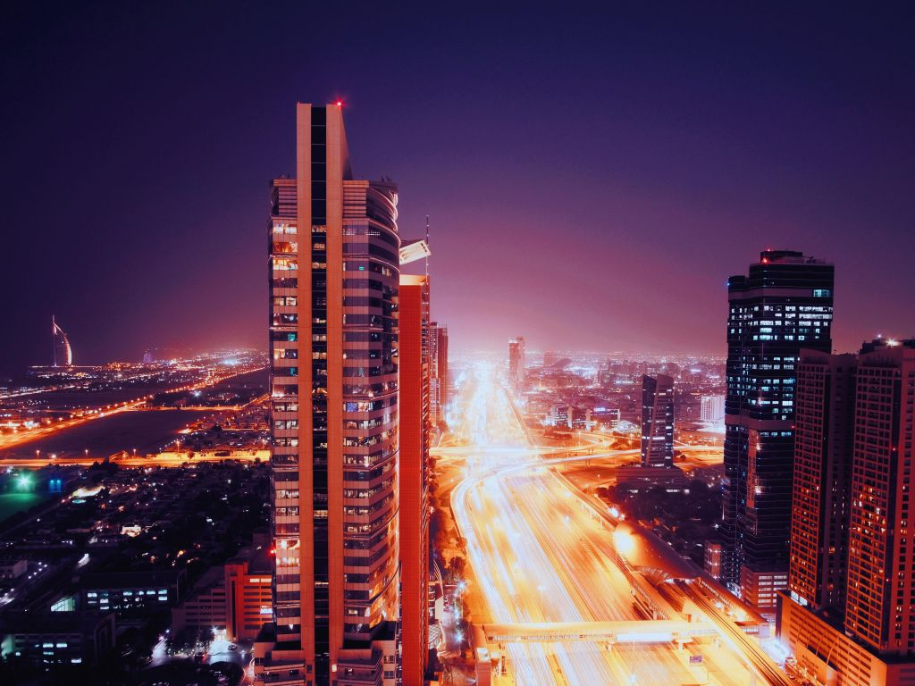 Cityscape 4K wallpapers for your desktop or mobile screen ...