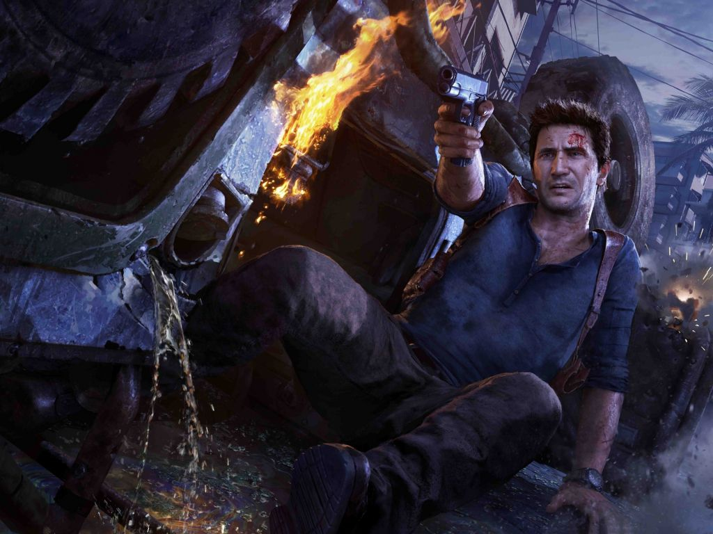 uncharted 4K wallpapers for your desktop or mobile screen ... Uncharted 3 Drakes Deception Wallpaper